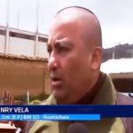 Huamachuco: Más de 200 soldados realizan limpieza en colegios
