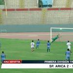 Sport Arica gana por 2 – 1 a UPAO