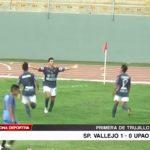 Sport Vallejo 1 – 0 UPAO