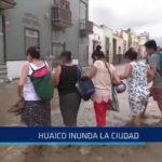 Trujillo vuelve a inundarse por desborde de quebrada San Ildefonso