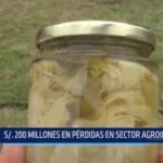 La Libertad: 200 millones de soles en pérdidas en sector agroindustrial