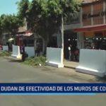 Trujillo: Dudan de efectividad de muros de concreto contra comercio ambulatorio