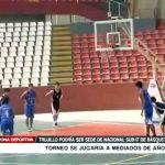 Trujillo podría ser sede de nacional de sub 17 de Básquet