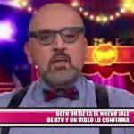 """Beto Ortiz es el nuevo """"jale"""" de ATV"""