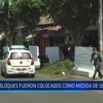 Trujillo: Autoridades se pronuncian sobre los bloques de concreto en avenida España