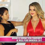 Brunella Horna será candidata al Miss Perú Universo 2017