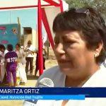 GERESA realiza campaña nutricional en albergue en el Parque Industrial