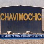 """Luis Valdez: """"3a etapa de Chavimochic no está en peligro"""""""