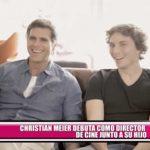 Christian Meier debuta como director de cine junto a su hijo