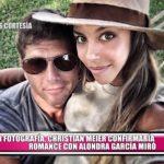 Fotografía publicada en redes confirmaría romance entre Christian Meier y Alondra García Miró