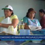 La Libertad: Comedores populares recibirán más presupuesto por emergencia