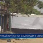 Laredo: Sicarios rindieron cuentas a otro delincuente sobre asesinato