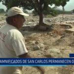 Laredo: Damnificados de San Carlos permanecen olvidados