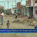 Huanchaco: Damnificados podrían ser reubicados en El Tablazo