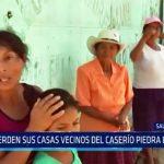 Ascope: Pierden sus casas vecinos del caserío Piedra de Molino