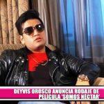 """Deyvis Orozco anuncia rodaje de película """"Somos Néctar"""""""
