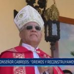 """Monseñor Cabrejos: """"Oremos y reconstruyamos Trujillo"""""""