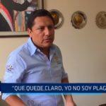 """Elías Rodríguez: """"Que quede claro, yo no soy plagiador"""""""