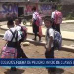 La Libertad: Inicio de clases en colegios sería al 95%