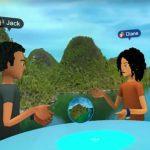 Facebook Spaces: Nueva plataforma de realidad virtual social