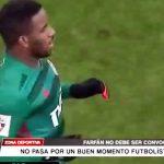 """Esquerre: """"Farfán no debe ser convocado no pasa por un buen momento"""""""