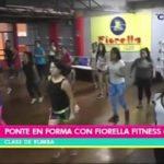 """Fitness: Bailando temas de los """"Hermanos Silva"""""""