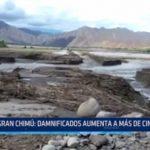 Gran Chimú: Cifra de damnificados aumenta a más de 5 mil