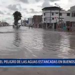 Buenos Aires: El peligro de las aguas estancadas