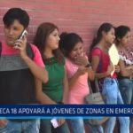 La Libertad: Beca 18 apoyará a jóvenes de zonas de emergencia