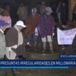 Julcán: Presuntas irregularidades en millonaria obra
