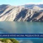 Pataz: Declaran de interés nacional preservación de laguna de Piás
