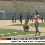 Atletismo: Joo presente en Gran Prix Nacional