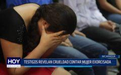 Nicaragua: Queman a mujer durante exorcismo