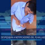 La Libertad: Despedirán a notificadores del Poder Judicial hallados en estado de ebriedad