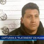 "PNP: Capturan a ""Platanero"" en Huamachuco"