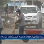 Trujillo: Colegio de Biólogos advierte sobre los peligros que trae el polvo de los huaicos