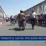 Virú: Tránsito al sur del país queda restablecido