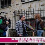 """Salvador del Solar protagonizará la película """"Doble"""""""