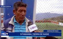 Informe Especial: Sitabamba en Santiago de Chuco es tierra de nadie