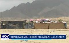 Trujillo: Traficantes de tierras nuevamente a la carta