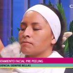 Tratamiento facial pre peeling