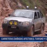 Sánchez Carrión: Carreteras dañadas afectan el turismo y comercio