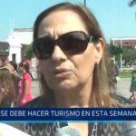 """Gerente de Turismo: """"Se debe hacer turismo en Semana Santa"""""""
