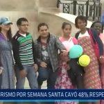 La Libertad: Turismo por Semana Santa cayó 48% respecto al 2016