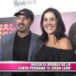"""Inició el rodaje de la cinta peruana """"El Gran León"""""""