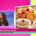 Alimentación para pacientes con cáncer