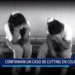 Piura: Confirman un caso de 'cutting' en colegio