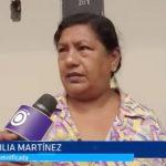 Ayuda Social: Mujer perdió todo tras huaico y clama apoyo
