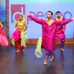 """Pasos de baile estilo """"Bollywood"""""""