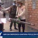 Lambayeque: Amplían emergencia sanitaria por 90 días